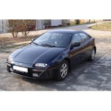 Силиконовая тонировка на статике для Mazda 323 1998-2003