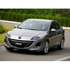 Силиконовая тонировка на статике для Mazda 3 2009-2011