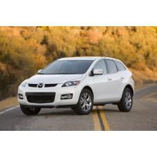 Силиконовая тонировка на статике для Mazda CX7