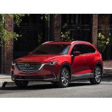 Силиконовая тонировка на статике для Mazda CX-9 2 поколение (11.2015 - н.в.)