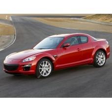 Силиконовая тонировка на статике для Mazda RX 8