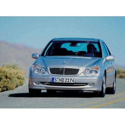 Купить силиконовую тонировку на статике для Mercedes C-Class 2000-2007 можно в магазине Тонировка-РФ.ру