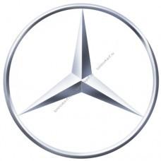 Каркасные автошторки на Mercedes-Benz