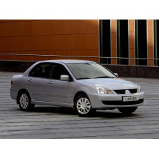 Силиконовая тонировка на статике для Mitsubishi Lanser 9 поколение 2003-2010