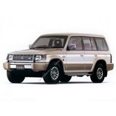 Силиконовая тонировка на статике для Mitsubishi Pajero V45 1991-1999