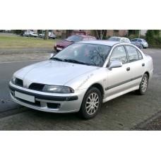 Силиконовая тонировка на статике для Mitsubishi Carisma 1995-2003