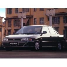 Силиконовая тонировка на статике для Mitsubishi Lanser 7 поколение 1992 - 06.2001