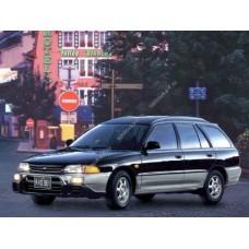 Силиконовая тонировка на статике для Mitsubishi Libero 1 поколение 1992-2002