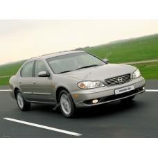 Силиконовая тонировка на статике для Nissan Maxima A33 1995-2000