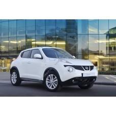 Силиконовая тонировка на статике для Nissan Juke 2011-н.в.