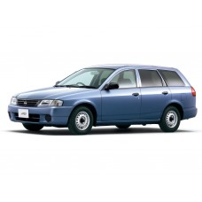 Силиконовая тонировка на статике для Nissan AD 3 поколение, Y11 (06.1999 - 12.2008)