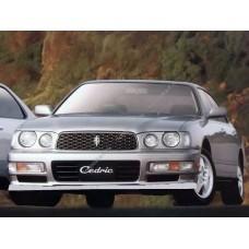 Силиконовая тонировка на статике для Nissan Cedric (33) 1999-2004