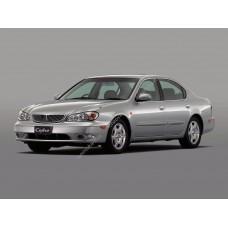 Силиконовая тонировка на статике для Nissan Cefiro 3 поколение, A33 (1998- 02.2003)