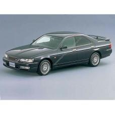 Силиконовая тонировка на статике для Nissan Laurel 1997-2002
