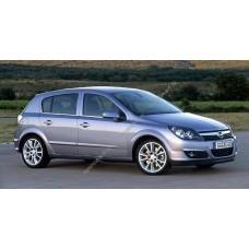 Силиконовая тонировка на статике для Opel Astra H 2004-2010