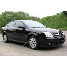 Силиконовая тонировка на статике для Opel Vectra С 2002-2008