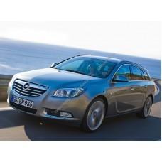 Силиконовая тонировка на статике для Opel Insignia 2008-н.в.