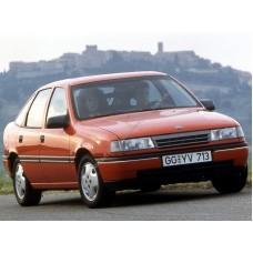 Силиконовая тонировка на статике для Opel Vectra А 1988-1995