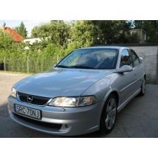 Силиконовая тонировка на статике для Opel Vectra B 1995-2002
