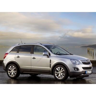 Купить силиконовую тонировку на статике для Opel Antara 2006-н.в. можно в магазине Тонировка-РФ.ру