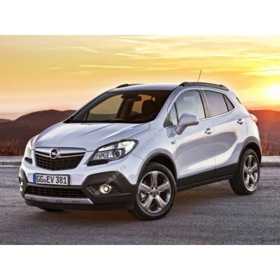Купить силиконовую тонировку на статике для Opel Mokka 2012-2015 можно в магазине Тонировка-РФ.ру