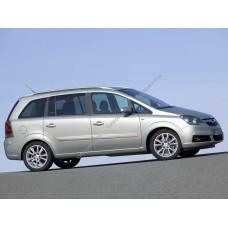 Силиконовая тонировка на статике для Opel Zafira В 2005-2014
