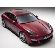 Силиконовая тонировка на статике для Porsche Panamera 1 поколение (09.2009 - 06.2013)