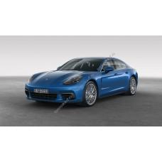 Силиконовая тонировка на статике для Porsche Panamera 2 поколение (07.2016 - 2020)