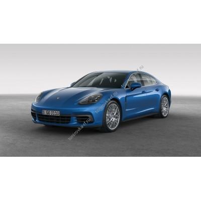 Купить силиконовую тонировку на статике для Porsche Panamera 2 поколение (07.2016 - 2020) можно в магазине Тонировка-РФ.ру