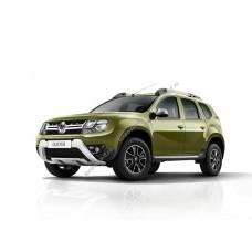 Силиконовая тонировка на статике для Renault Duster