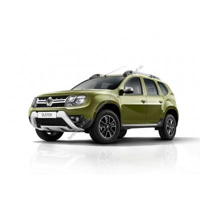 Купить силиконовую тонировку на статике для Renault Duster можно в магазине Тонировка-РФ.ру
