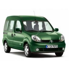 Силиконовая тонировка на статике для Renault Kangoo минивэн, 1 поколение (1997-2007)