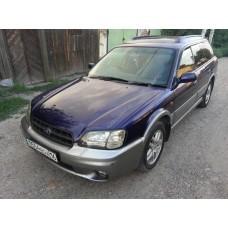 Силиконовая тонировка на статике для Subaru Legacy Lancaster 1998-2002