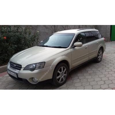 Купить силиконовую тонировку на статике для Subaru Outback 2003-2009 можно в магазине Тонировка-РФ.ру