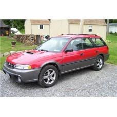 Силиконовая тонировка на статике для Subaru Outback 1999-2003