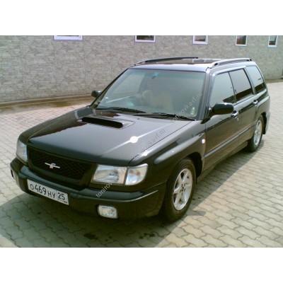 Купить силиконовую тонировку на статике для Subaru Forester 1 поколение, SF (1997 - 01.2002) можно в магазине Тонировка-РФ.ру