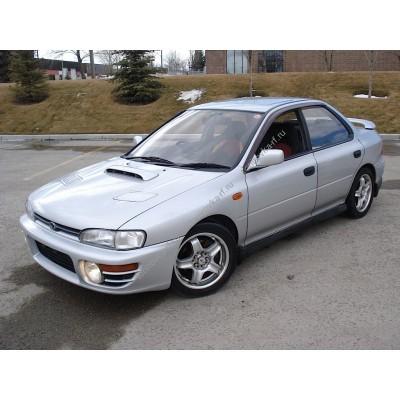 Купить силиконовую тонировку на статике для Subaru Impreza 1 поколение GS (1992-2000) можно в магазине Тонировка-РФ.ру