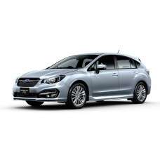 Силиконовая тонировка на статике для Subaru Impreza 4 поколение, GJ (11.2011 - 07.2014)