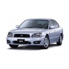 Силиконовая тонировка на статике для Subaru Legacy B4 3 поколение, BE (12.1998 - 04.2003)
