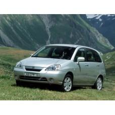 Силиконовая тонировка на статике для Suzuki Liana