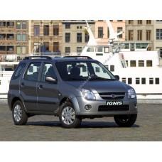 Силиконовая тонировка на статике для Suzuki Ignis
