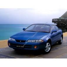 Силиконовая тонировка на статике для Toyota ceres(marino) 1992-1997