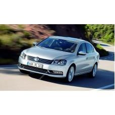 Силиконовая тонировка на статике для Volkswagen Passat B7-В8 2011-н.в.