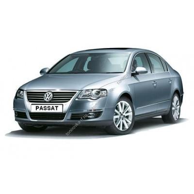 Купить силиконовую тонировку на статике для Volkswagen Passat B6 2005-2011 можно в магазине Тонировка-РФ.ру