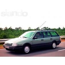 Силиконовая тонировка на статике для Volkswagen Passat B3-B4 1988-1996