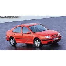 Силиконовая тонировка на статике для Volkswagen Bora 1998-2006