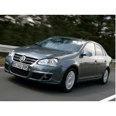 Силиконовая тонировка на статике для Volkswagen Jetta 5 2005-2010