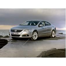 Силиконовая тонировка на статике для Volkswagen Passat CC 2008-2016