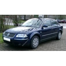 Силиконовая тонировка на статике для Volkswagen Passat B5 1997-2005