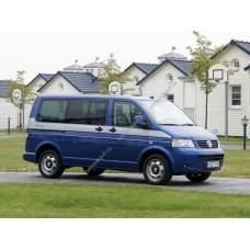 Силиконовая тонировка на статике для Volkswagen Multivan 2003-2015